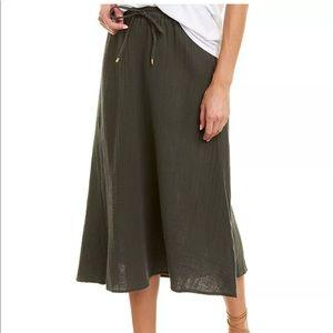 JOHNNY WAS CALME Basic Skirt Size S